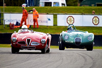 Alfa Romeo vs. Jaguar