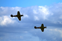 A Pair of Hawker Hurricanes