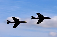 A Pair of Hawker Hunters