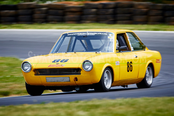 1969 Fiat 124 Coupe